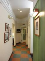 Dr. Singleton's Office Corridor