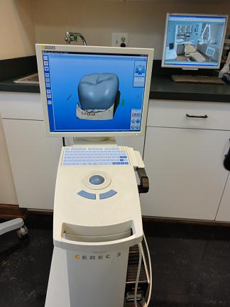 Cerec Same-Day Crown System
